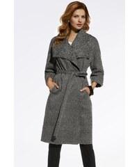Kabát Ennywear 220010, šedá