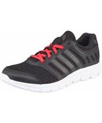 Große Größen: adidas Performance Laufschuh »Breeze 101«, schwarz-koralle, Gr.36-43
