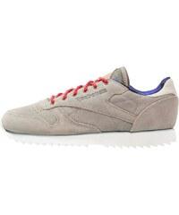 Reebok Classic CLASSIC OUTDOOR Sneaker low stone/chalk/blue/purple