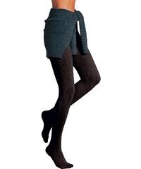 Große Größen: Lavana Basic Strickstrumpfhose »Thermosan« formbeständig, schwarz, Gr.34-48/50