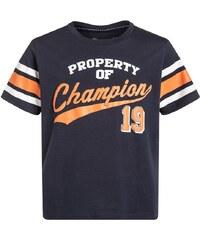 Champion Tshirt imprimé dark blue