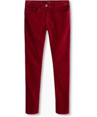 Esprit Pantalon en velours côtelé stretch