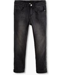 Esprit Šedé strečové džíny s lesklými pásky