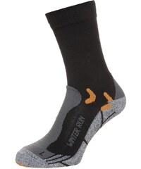 X Socks WINTER RUN Chaussettes de sport black