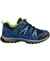 BRÜTTING Outdoorschuh Ohio low blau 30,31,32,33,34,35,36,37