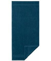 Handtücher Manhattan mit feiner Bordüre Egeria blau 2xHandtücher 50x100 cm