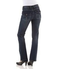 Cheer Damen Bootcut-Jeans blau 34,36,38,40,42,44,46,48
