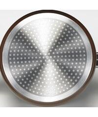 Kochtopf-Set Aluminium Induktion Nobilis Premium (6tlg.) BEEM braun