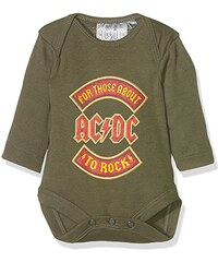 Twins Unisex Baby Body AC/DC,