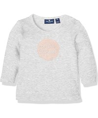 TOM TAILOR Kids Baby-Mädchen Basic Sweatshirt with Print