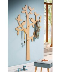 Garderobe HOME AFFAIRE braun