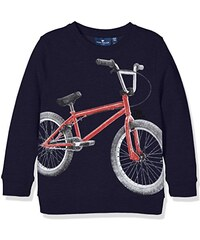 TOM TAILOR Kids Jungen Sweatshirt Sweat with Front Print