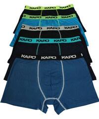 eKAPO Stitches KAPO bambus boxerky 3ks L MIX