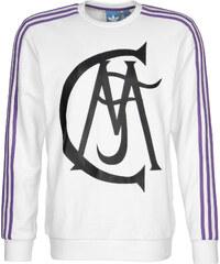 adidas Real Madrid Crew sweat white