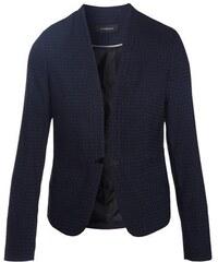 Veste city jacquard Bleu Nylon - Femme Taille 1 - Cache Cache