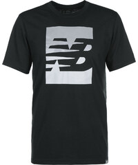 New Balance Mt63514 T-Shirt schwarz