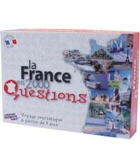 Ferriot cric La France en 2000 questions - multicolore