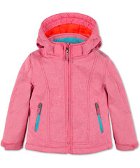 C&A Softsjacke mit Kapuze in Rosa