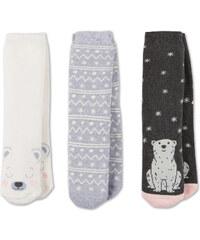 C&A ABS-Socken in Weiss