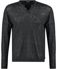 LAGERFELD Pullover schwarz