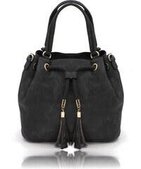 Dámská kabelka MA by Max Mon s třásní