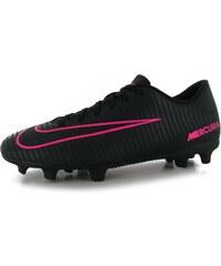 Kopačky Nike Mercurial Vortex FG pán. černá/růžová