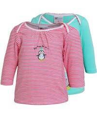 Gelati Kidswear 2 PACK Tshirt à manches longues rosa/hellgrün/multicolor