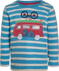 Frugi DISCOVERY Tshirt à manches longues harbour blue