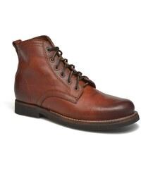 Frye - Roland Lace Up - Stiefeletten & Boots für Herren / braun