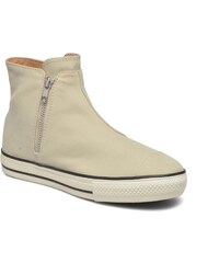 Converse - Ctas High Line Peached Canvas Mid - Sneaker für Damen / beige