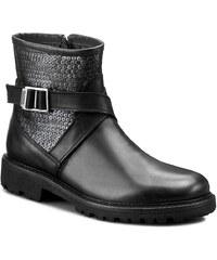 Stiefeletten TOMMY HILFIGER - DENIM Bedford 8C EN56822084 Black 990
