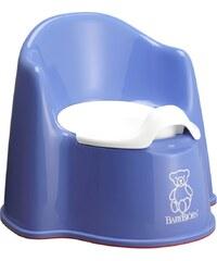 BabyBjörn Nočník křesílko Ocean Blue modrý
