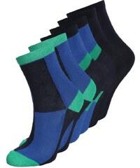 Ewers 6 PACK Socken navy/blau/grün