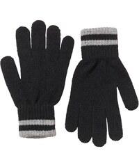 Kangaroo Poo Herren d Edge Handschuhe Black