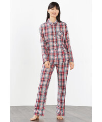 Esprit Pyjama en flanelle 100 % coton