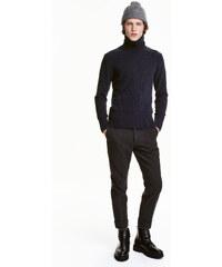H&M Pletený svetr s rolákem