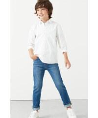 Mango Kids - Dětské džíny 104-164 cm