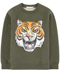 Stella McCartney Kids Sweatshirt mit Motiv aus Bio-Baumwolle