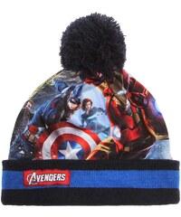 Avengers Assemble Mütze marine blau in Größe 52 für Jungen aus 100% Polyacryl