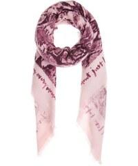 CODELLO Damen Tuch mit Schlangen-Print lila