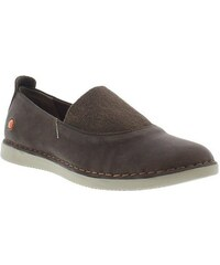 softinos Slipper TOS347SOF washed leather SOFTINOS braun 36,37,38,39,40,42