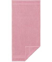 Egeria Handtücher Manhattan mit feiner Bordüre rosa 2xHandtücher 50x100 cm