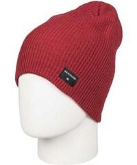 Čepice Quiksilver Cushy slouch hats garnet ONE SIZE