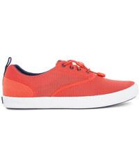 SPERRY Orange Tech-Sneaker Flexdeck