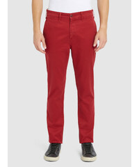 LEVI'S Chino-Hose 511 Slim in Rot