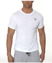 BOXHAUS Brand Incept basic Shirt white
