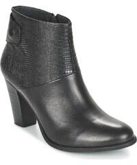Stiefeletten Calvin Ankle Boot-Pig Skin Collar and Insock von SPM