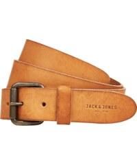 Jack & Jones Gürtel aus Leder im Vintage Look