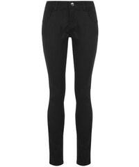 New Look Teenager – Schwarze Skinny-Jeans