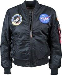 Alpha Industries MA-1 VF NASA Wmn Bomber Bunda
